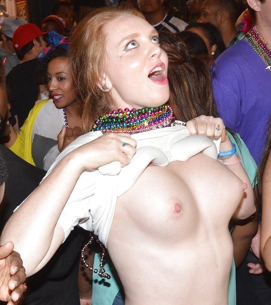 The hot girl next door gets naked