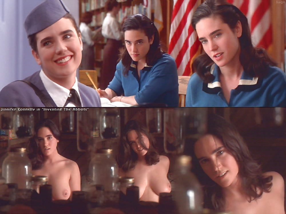 The beautiful jennifer connelly in requiem for a dream