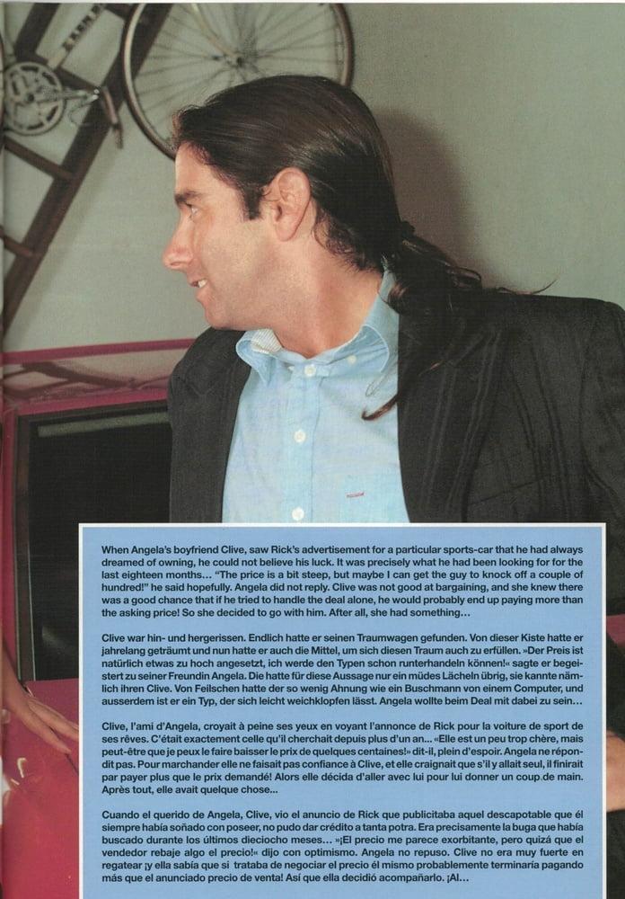 Classic magazine #974 - kinky fuckers - 35 Pics