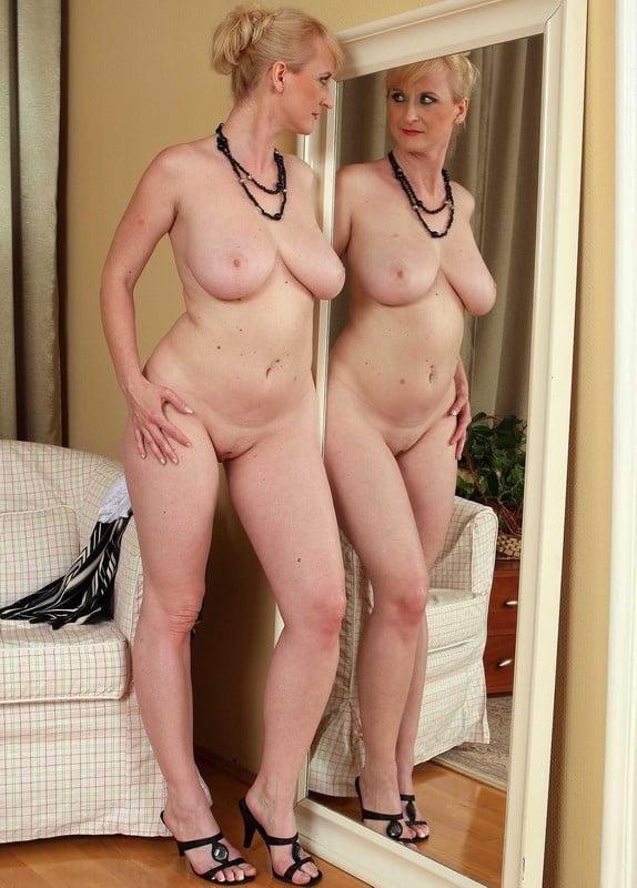 Monica mature nude, fat bitch sucks a dick
