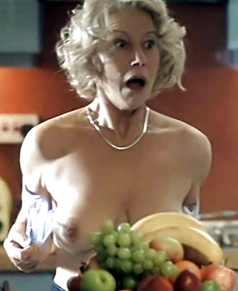 Mature helen mirren nude