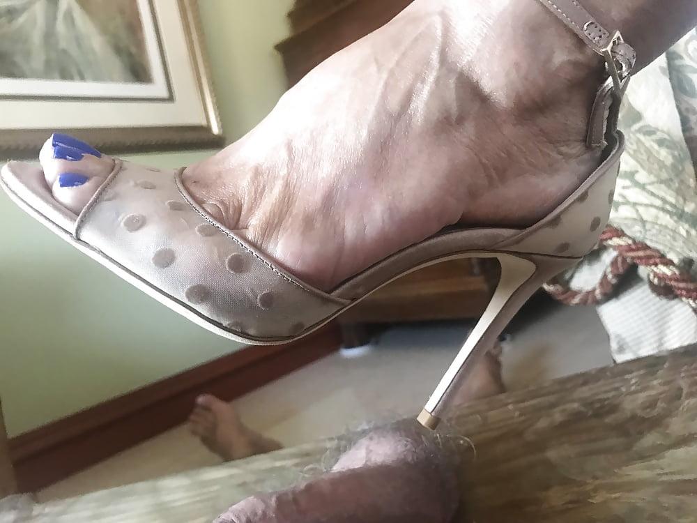трамплинг лица туфлями - 14