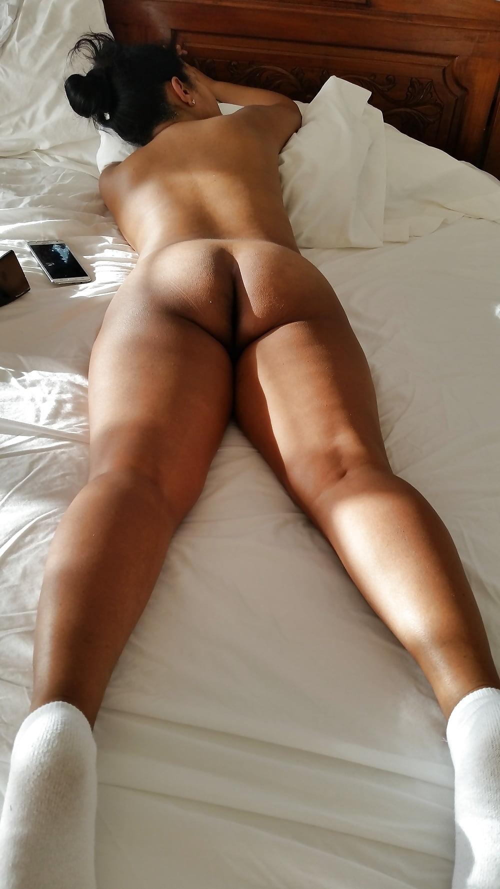 Girlfriend bent over