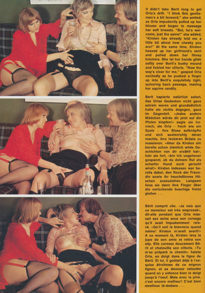 Retro vintage porn from the past - 609 Pics