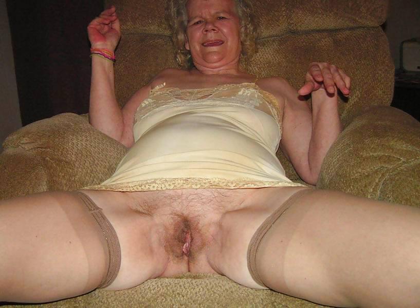 Sexy lingerie for older women