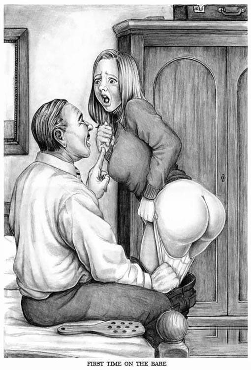 Eve spank artwork