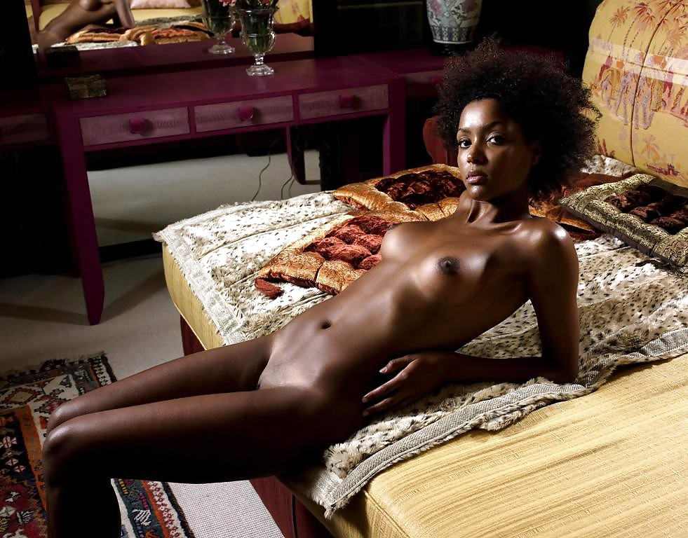 Exclusive Omg Images Of Nikiheat Nude Models Celebrating Black Beauty