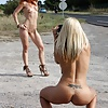 Flashing and nude in public with my girlfriend