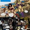 9 Superheroines vs Warlord Ch.1