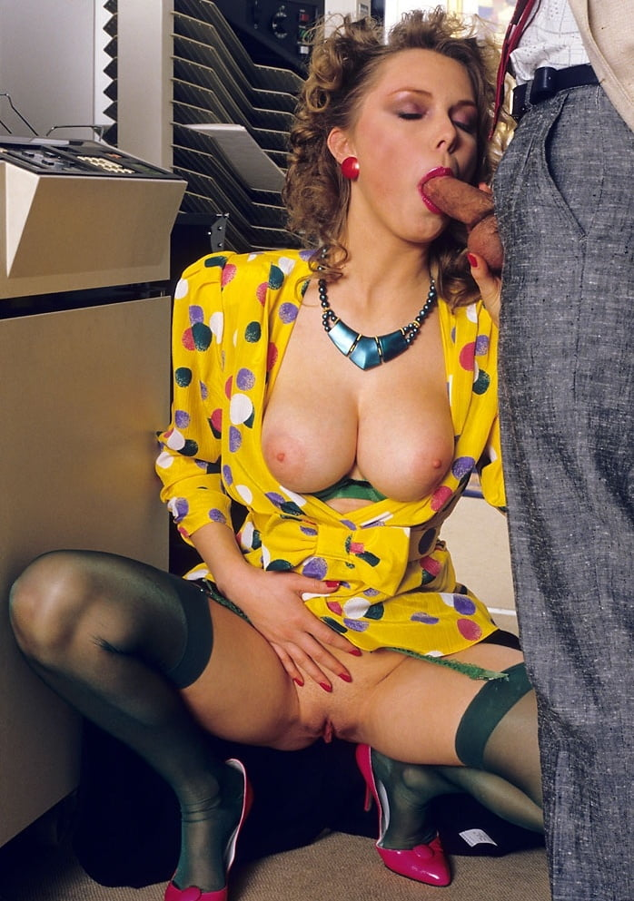 Sexy Christine Leval and her sexy colleague get fucked