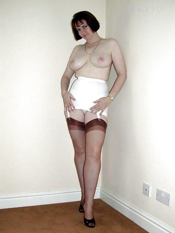 girdle dvd Pantyhose model