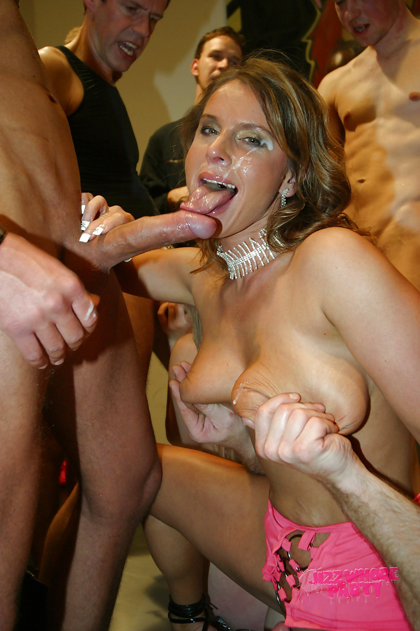 Party whore