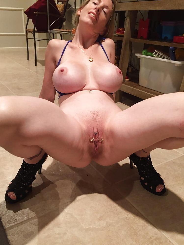 Wifes fake tits