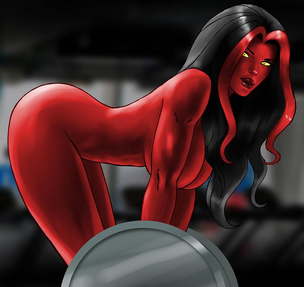 X men mystique porn pics