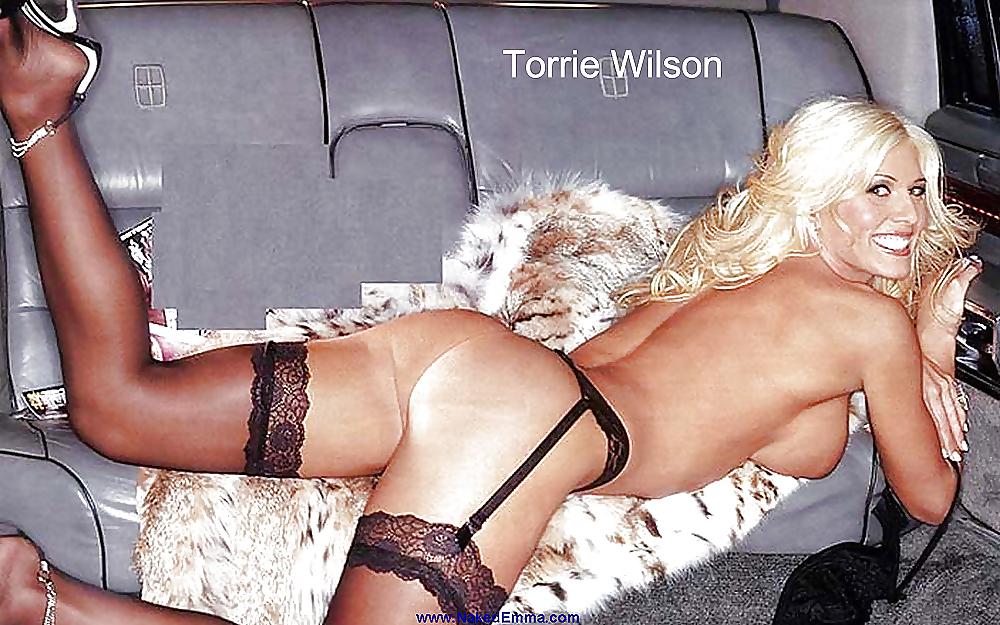 Amber wilson nude