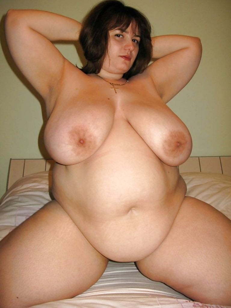 Very fat naked girls