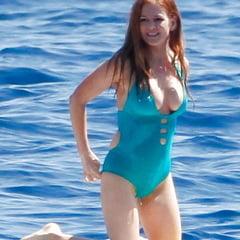 Isla Fisher Naked