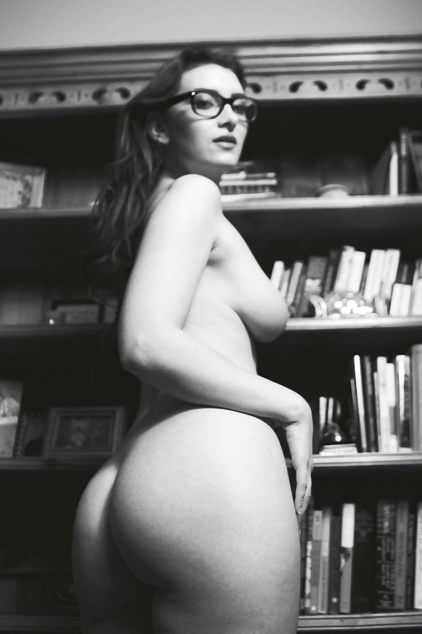Sexy librarian milf