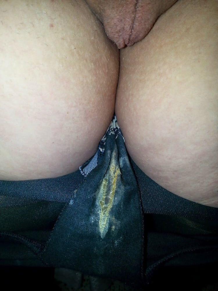 Dirty panties pussy