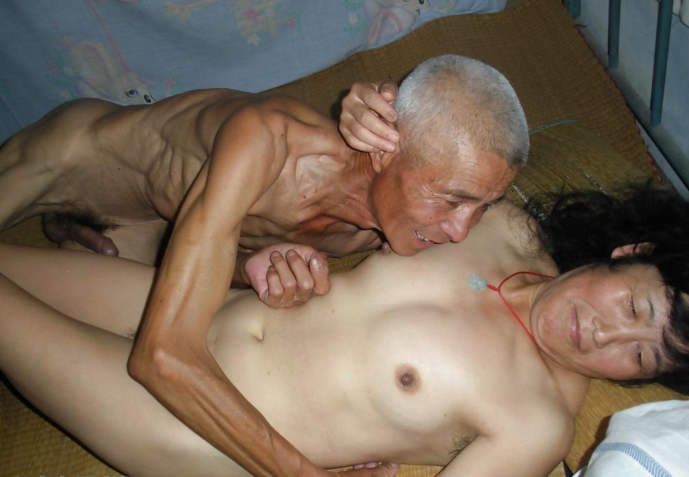 Asian Grandpa Sex