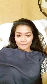 Sheraine filipino housemaid looking hot in short dress