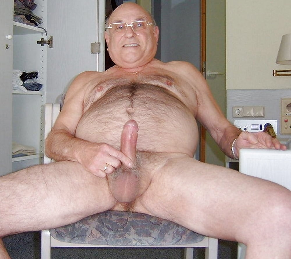 Fat old gay porn