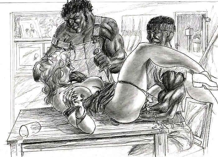 Brutal sex drawings daddy