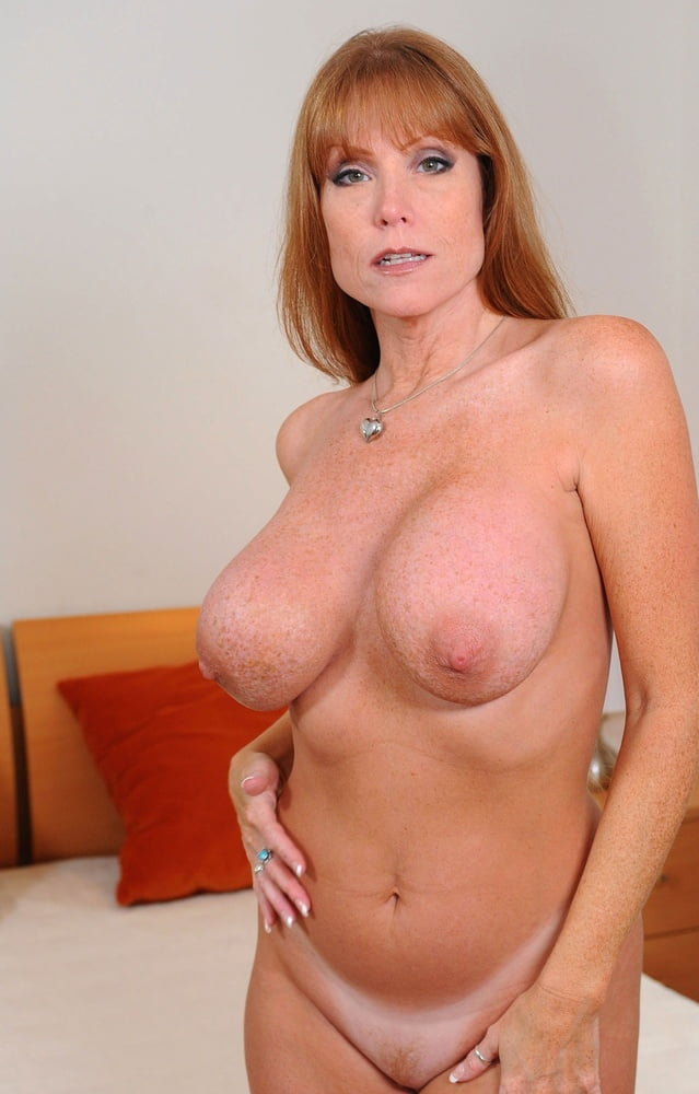 Busty And Eager Milf Chick Darla Crane Gets Busy With A Guy For Fun And Sucks And Fucks Him