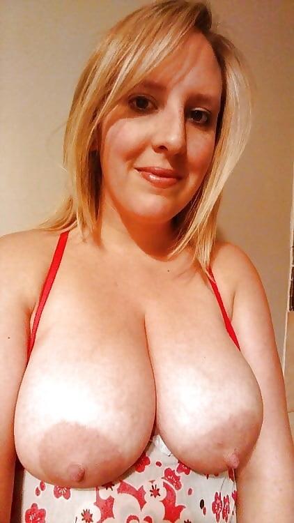 Mature women flashing boobs
