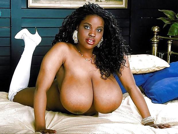 Ebony women with big clits