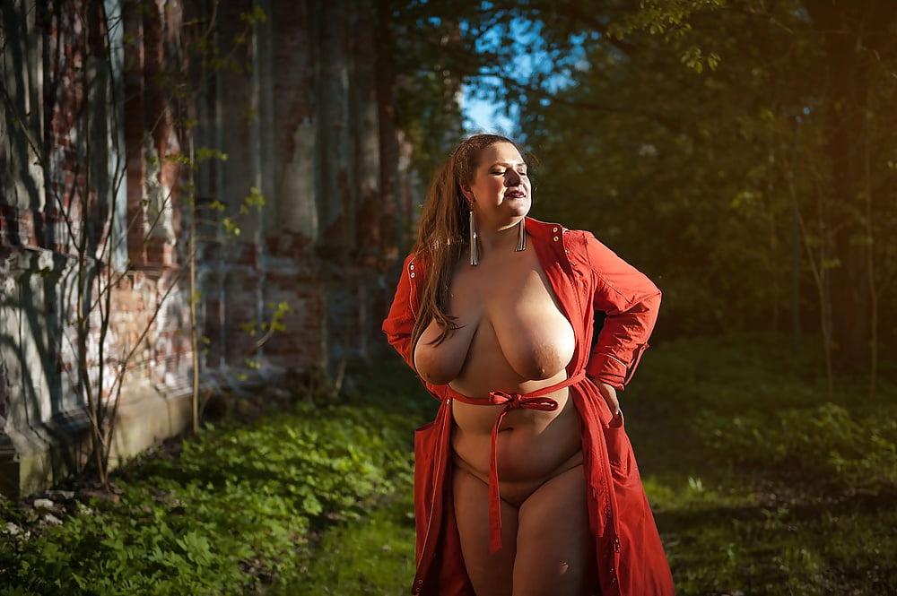 Alexa bbw busty model — photo 15