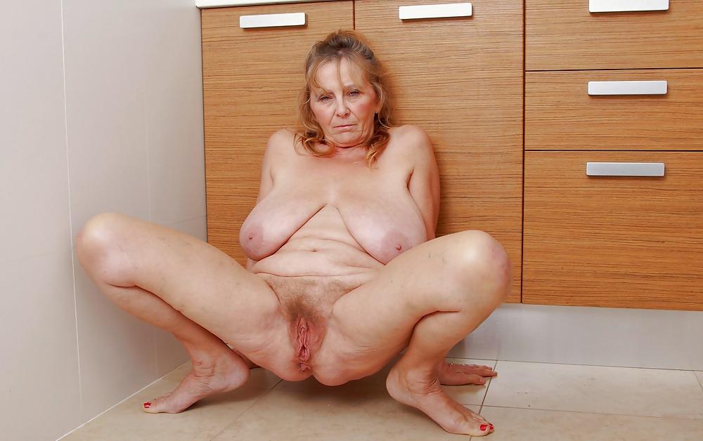 Love That Granny Pussy - 30 Pics  Xhamster-1260