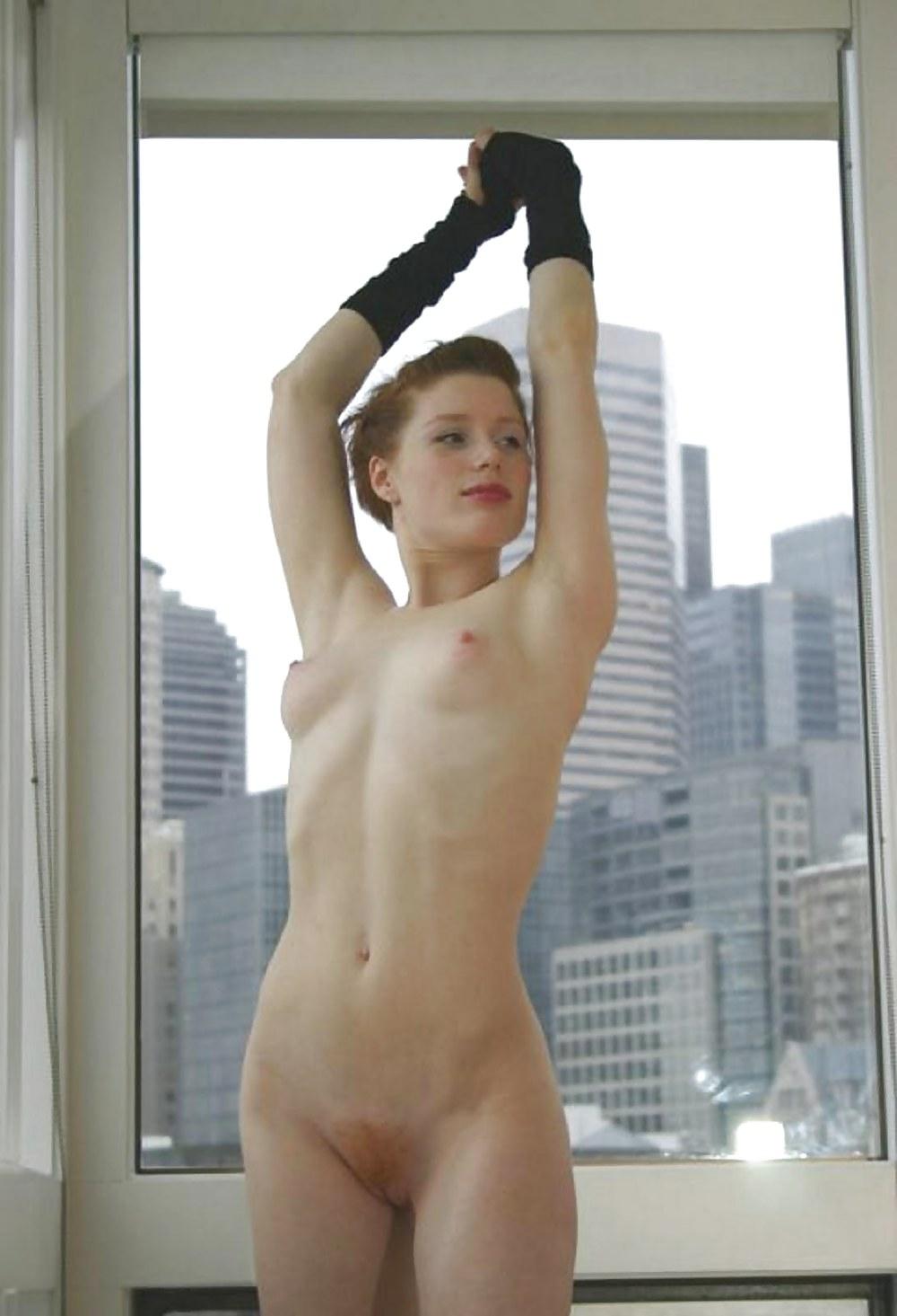 Nude hairy redhead women-8015