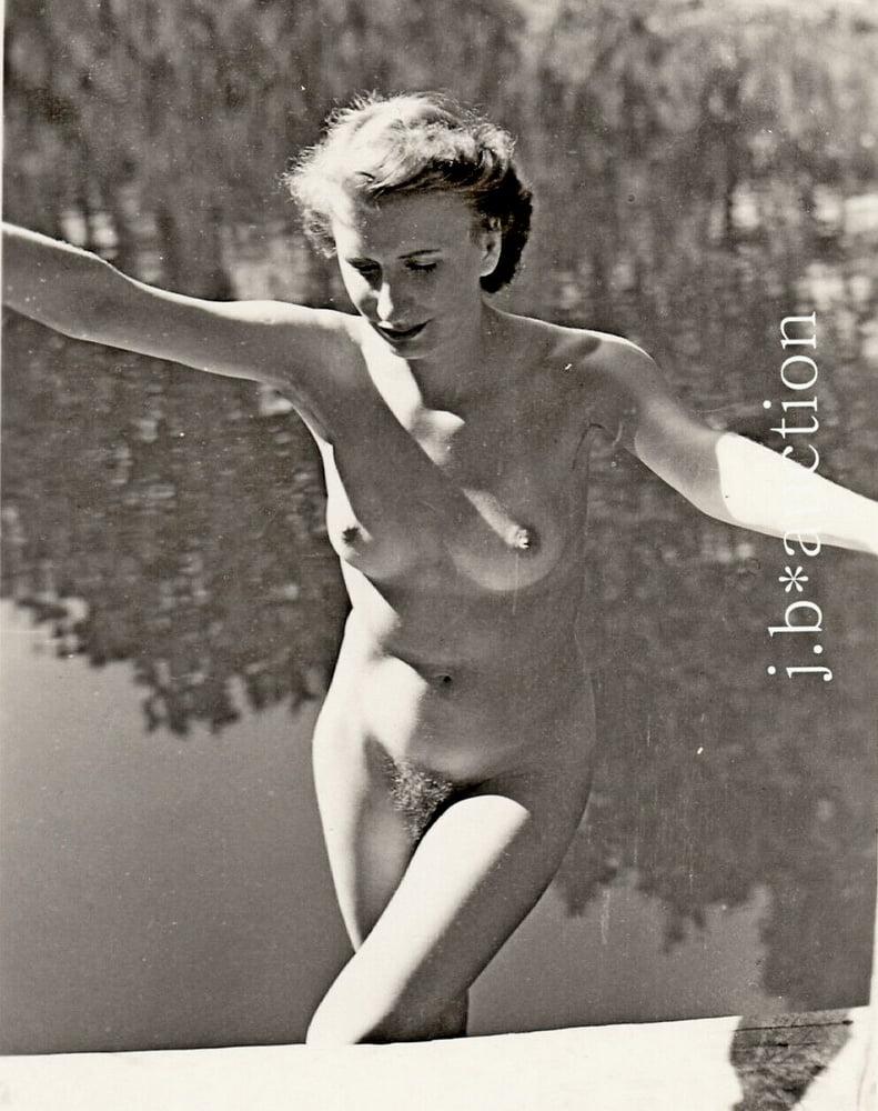 Women hairy nude