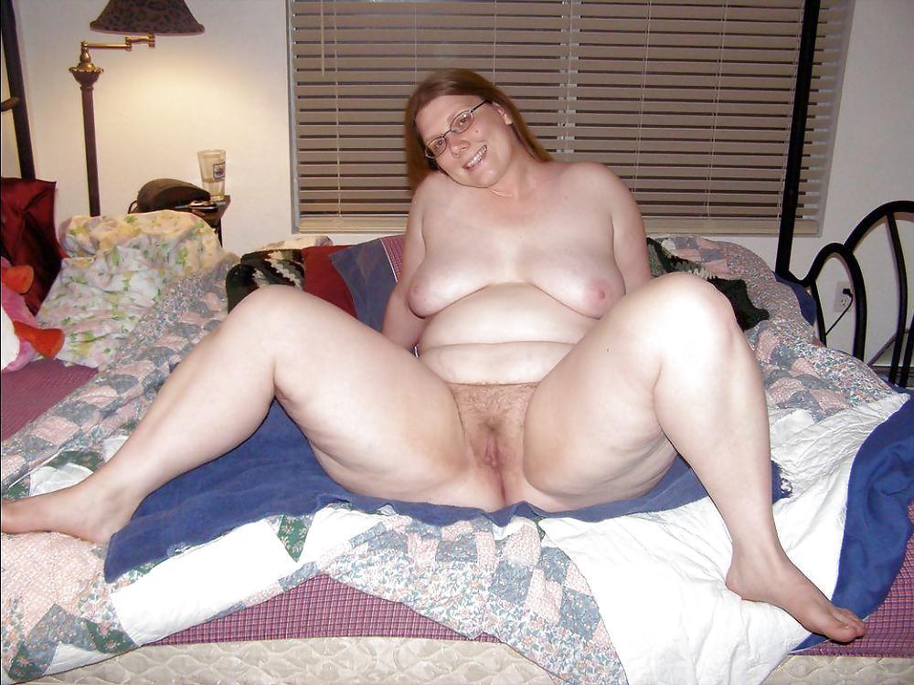 Amateur nude bbw