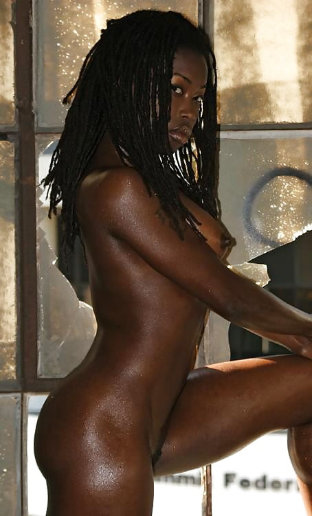 Young ebony naked-5049