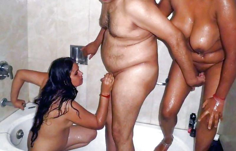 Nivetha Thomas nude group sex 4
