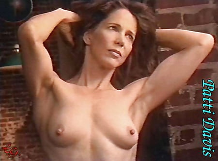 Consider, Patti davis nude photos