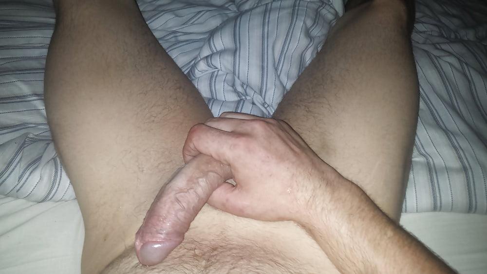 Old boy naked