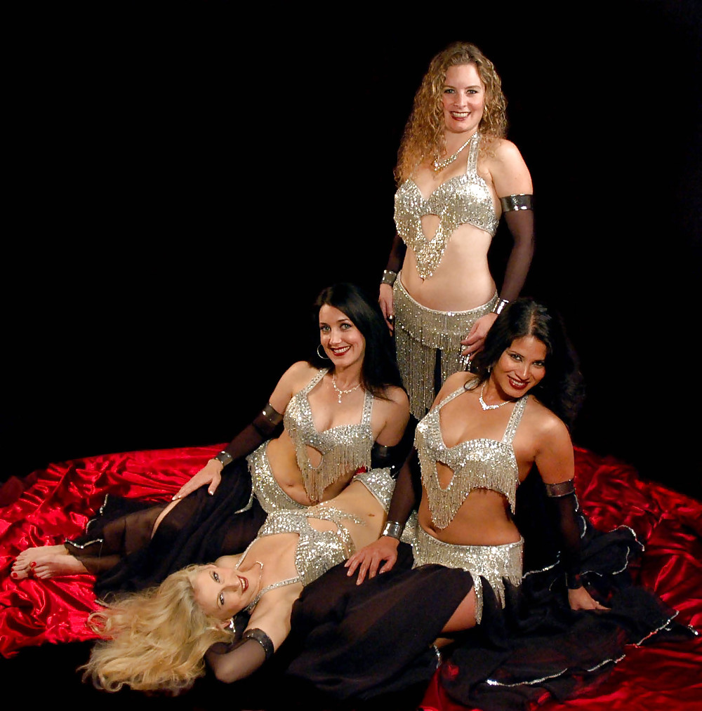 Alisha adams belly dancer - 1 part 8