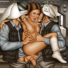 Nude leia organa How Did