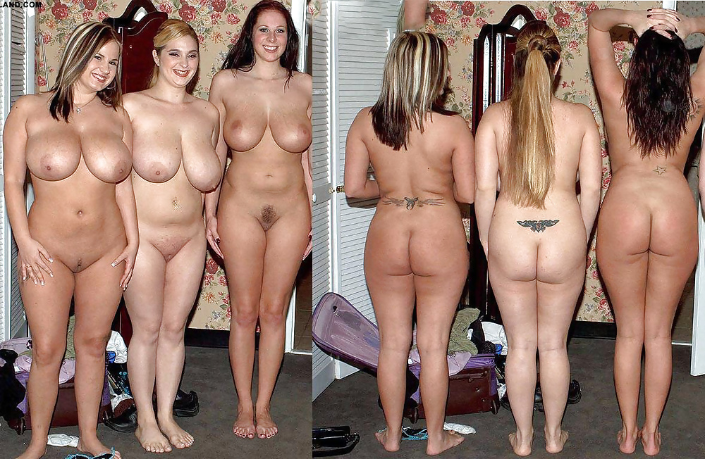 Chubby group nude — img 13
