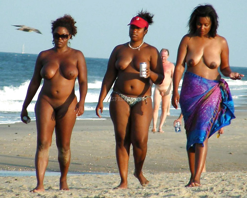 Topless and nude beaches in miami