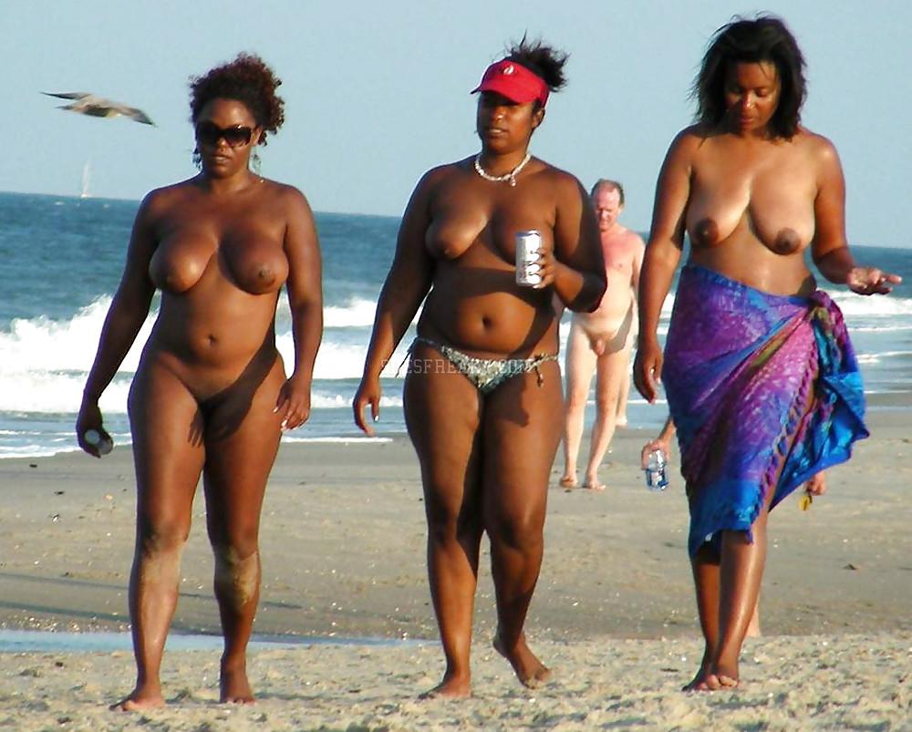 Puerto rican female nudist