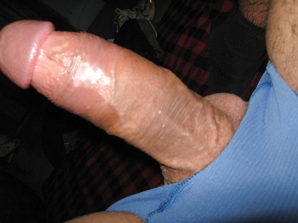 Growing beard shave cock