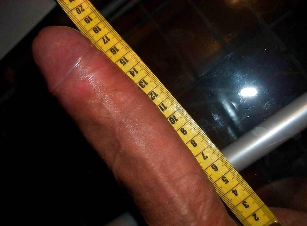 Big dick measured tumblr