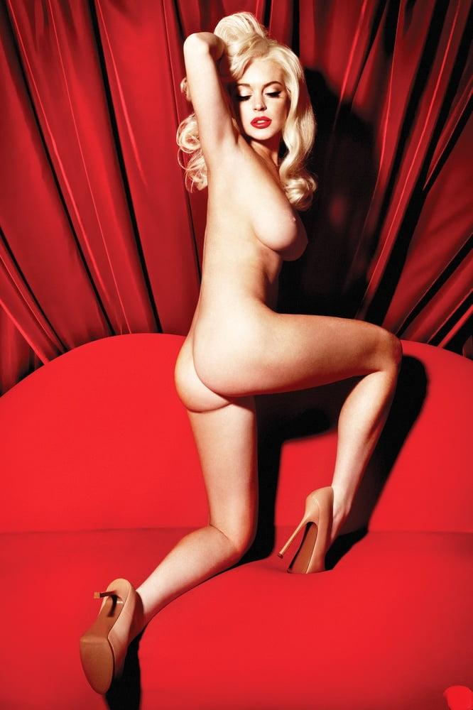 Lindsay Lohan Topless In Machete