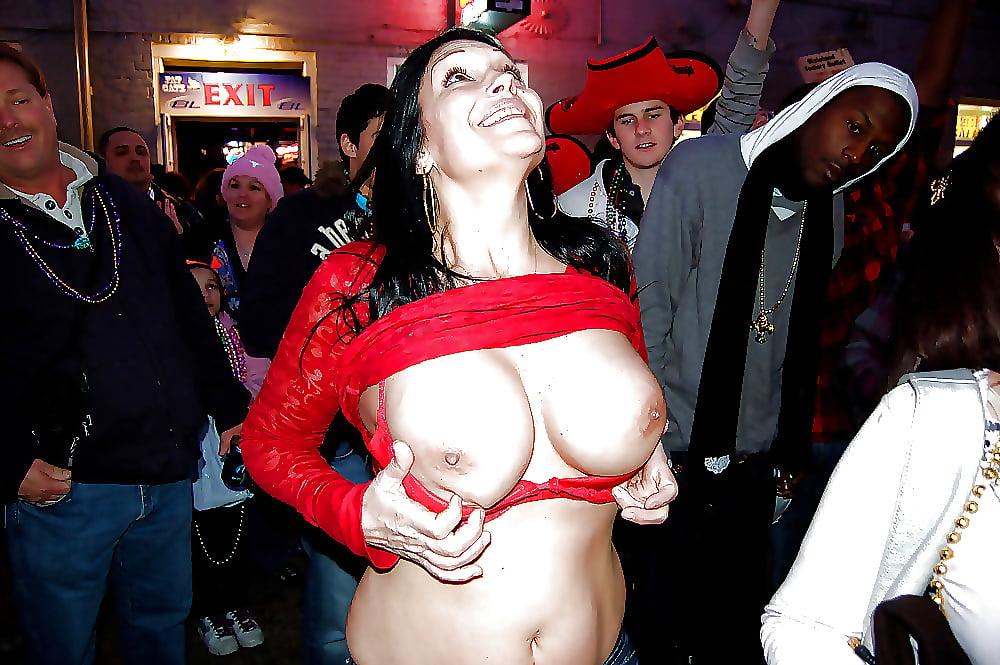 Пьяные девушки и сиськи — photo 3