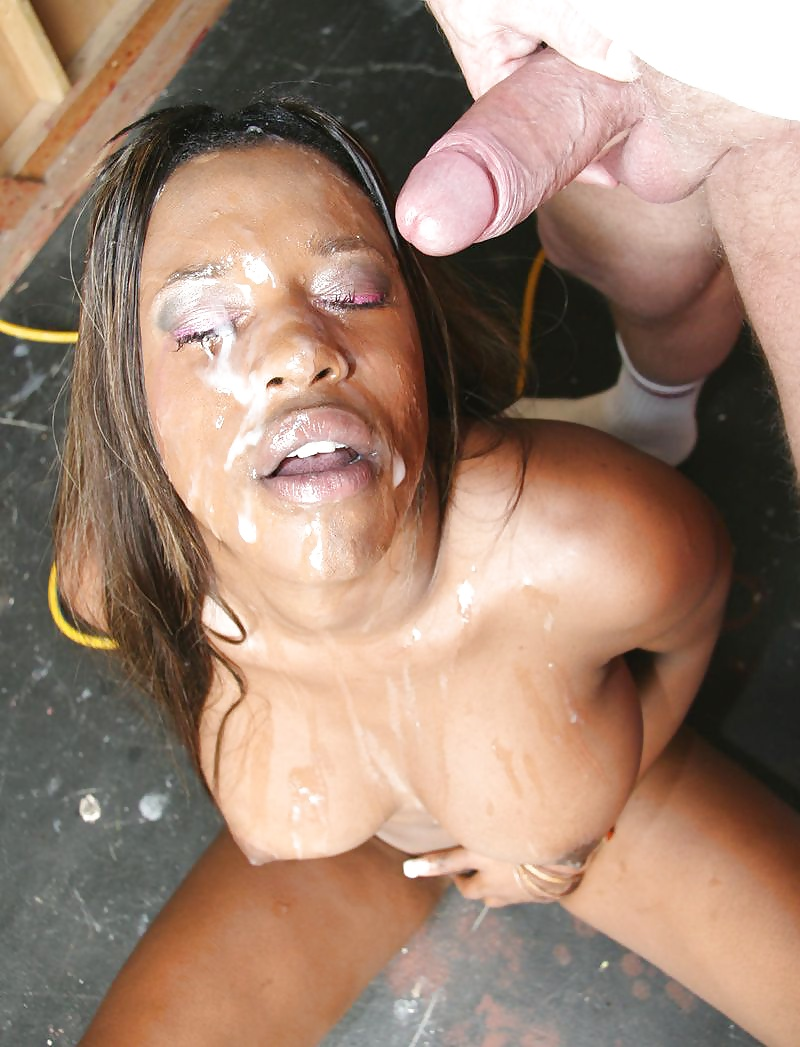 Cum on black hot girls — 5