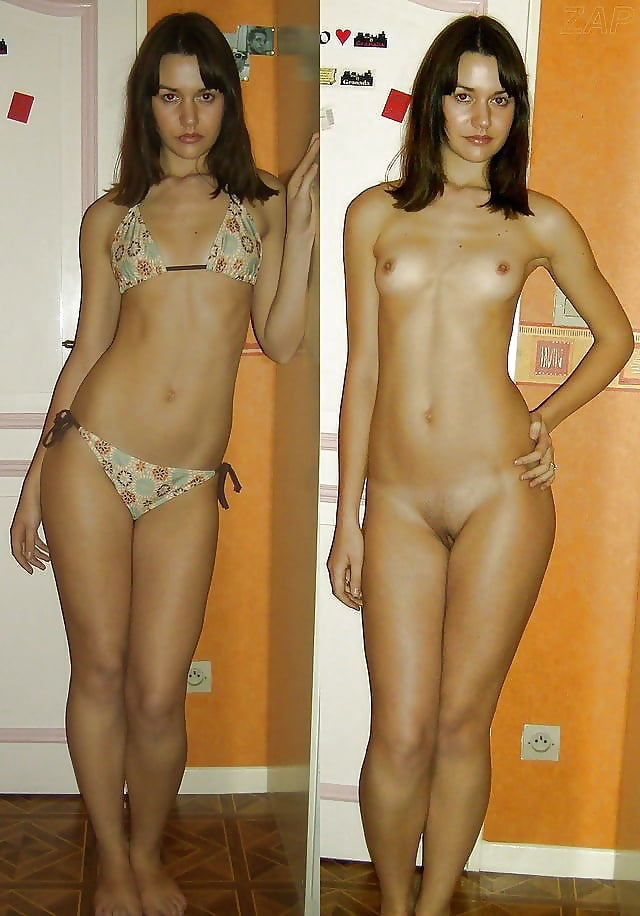Before then nude